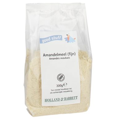 Holland & Barrett Amandelmeel Fijn Glutenvrij (300gr)