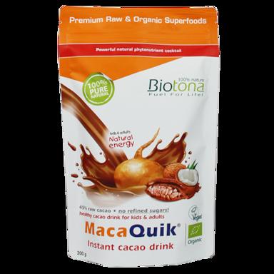 Biotona MacaQuick Instant Cacao Drink Bio (200gr)