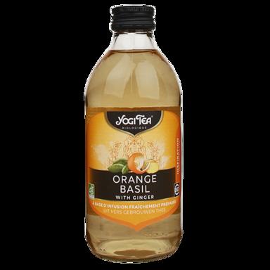 Yogi Tea Cold Orange Basil Bio (330ml)