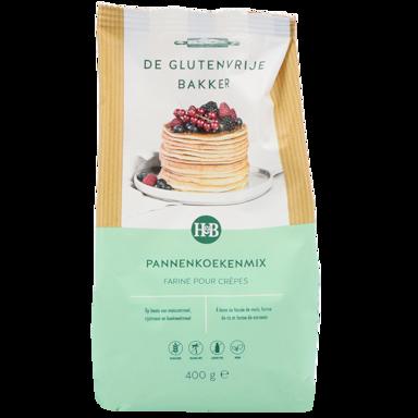 De Glutenvrije Bakker Farine pour Crêpes (400 g)
