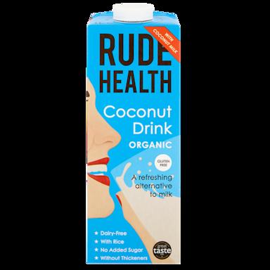 Rude Health Coconut Drink Organic Bio (1L)