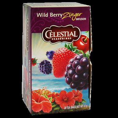 Celestial Seasonings Wild Berry Zinger (20 Theezakjes)
