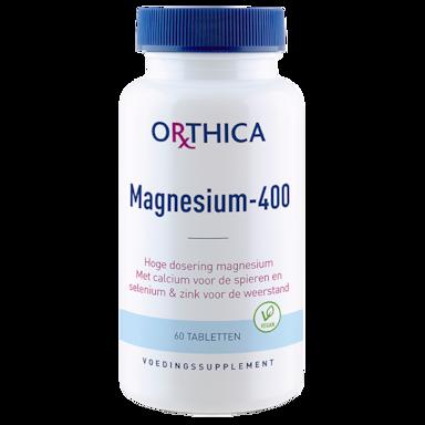 Orthica Magnesium 400 (60 Tabletten)