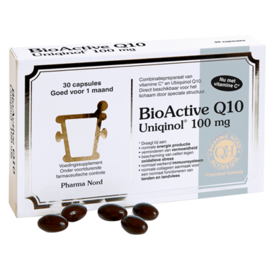 Pharma Nord Bio-Active Q10 Uniqinol