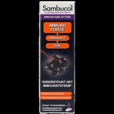 Comprimés effervescents Sambucol