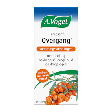 A.Vogel Famosan Overgang Stemmingswisselingen (60 Tabletten)