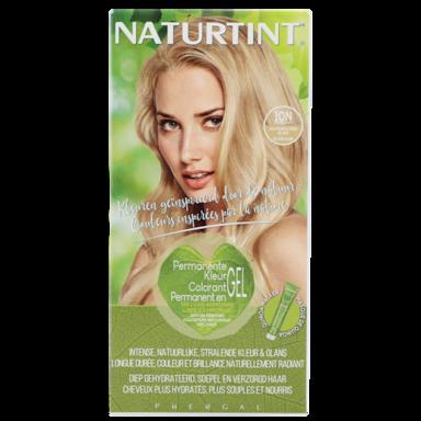 Naturtint Permanente Haarkleuring 10N  Ochtendgloren Blond