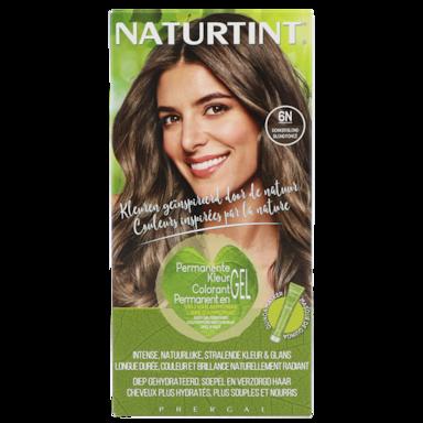 Naturtint Permanente Haarkleuring 6N Donker Blond