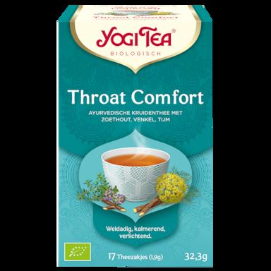 Yogi Tea Throat Comfort Bio (17 Theezakjes)
