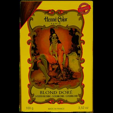 Henne Color Haarverf Poeder Blond Doré