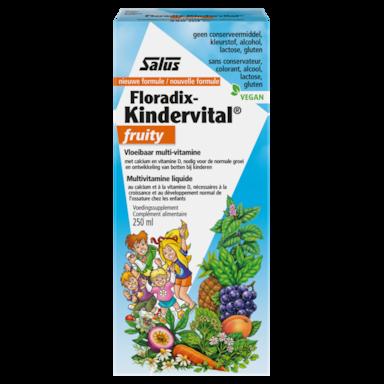 Floradix Kindervital Fruity (250ml)