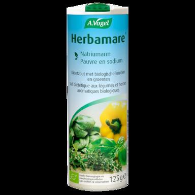 A.Vogel Herbamare Natriumarm Kruidenzout Bio (125gr)