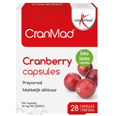 Cranmed Forte Behandeling (28 Capsules)