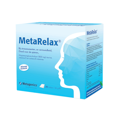 Metagenics Metarelax (20 zakjes)
