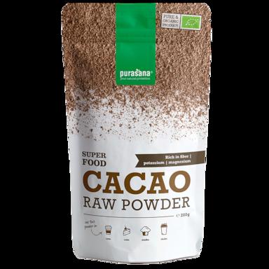 Purasana Poudre de Cacao pure Bio