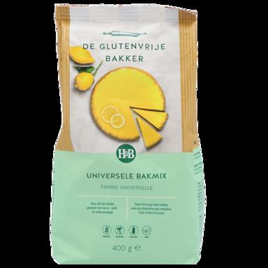 De Glutenvrije Bakker Universele Bakmix (400gr)