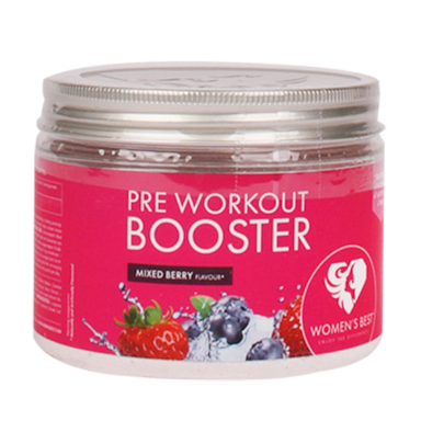 Women's Best Pre Workout Booster Crazy Fruits (Mixed Berry) 300g