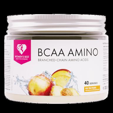 Women's Best BCAA Amino Ice Tea Peach 200g