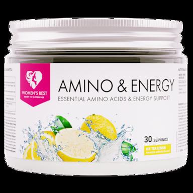 Women's Best Amino Energy Ice Tea Lemon 270g