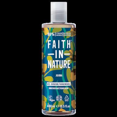 Faith in Nature Jojoba Body Wash (400ml)