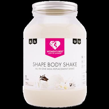 Women's Best Shape Body Shake Vanilla 750g
