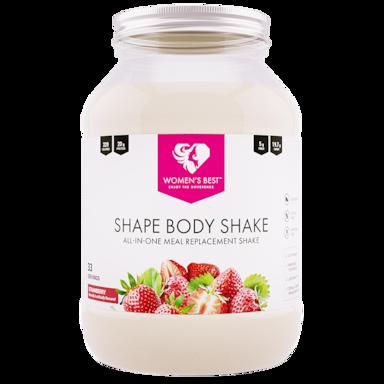 Women's Best Shape Body Shake Strawberry 750g