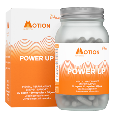 Motion Nutrition Day Time Power Up (60 Capsules)