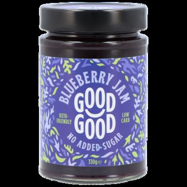 Good Good Sweet Jam Blueberry Met Stevia (330gr)