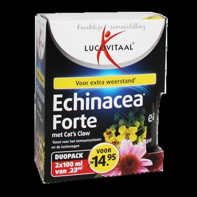 Lucovitaal Echinacea Forte Duopack (2x100ml)