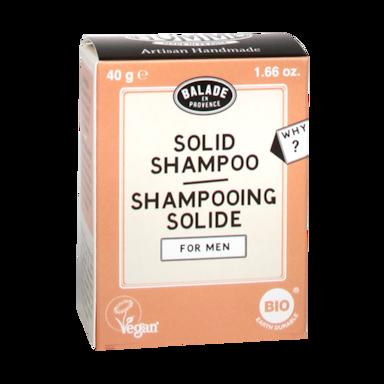 Balade En Provence Shampoo Bar Voor Mannen (40gr)