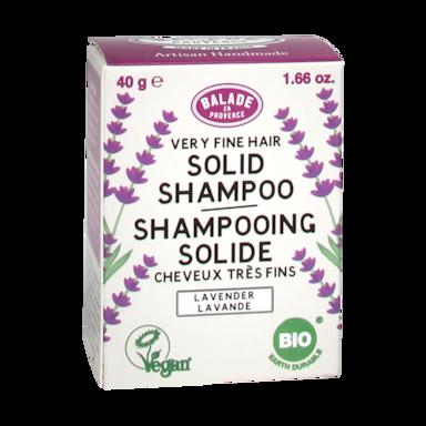Balade En Provence Shampoo Bar Lavendel (40gr)
