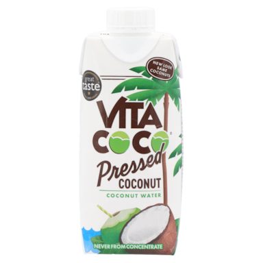 Vita Coco Pressed Coconut Water (330ml)