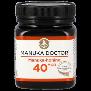 Manuka Doctor Miel de Manuka MGO 40 (250g)
