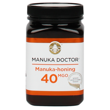 Manuka Doctor Miel de Manuka MGO 40 (500g)