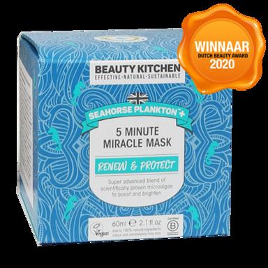 Beauty Kitchen Seahorse Plankton 5 Minute Miracle Mask (60ml)