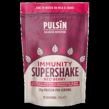 Pulsin Supershake Immunity Blend Fruits Rouges (280g)