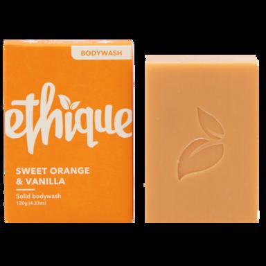 Ethique Sweet Orange & Vanilla Bodywash (120gr)