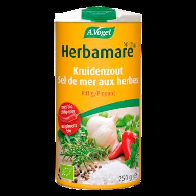 A.Vogel Herbamare Spicy Kruidenzout Bio (250gr)