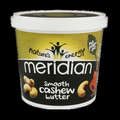 Meridian Smooth Cashew Butter (1000gr)