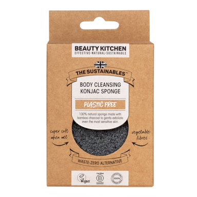 Beauty Kitchen Fragrance Free Konjac Sponge