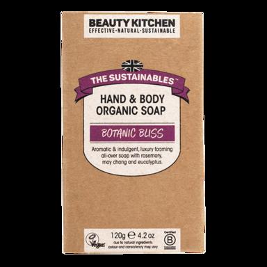 Beauty Kitchen Botanic Bliss Soap Bar (120ml)