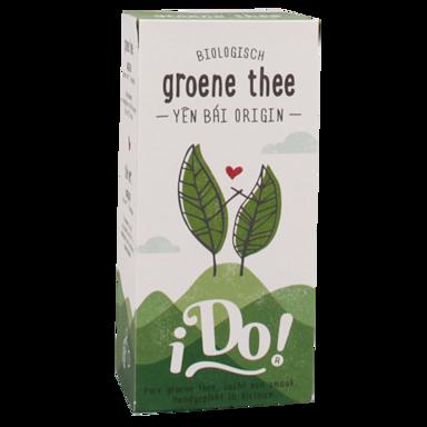 iDo! Groene Thee Bio (20 Theezakjes)