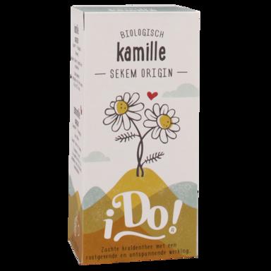 iDo! Kamille Thee Bio (20 Theezakjes)