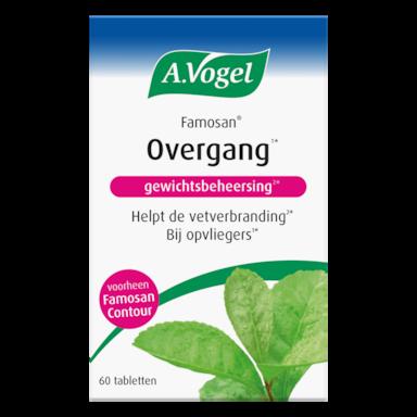 A.Vogel Famosan Overgang Gewichtsbeheersing (60 Tabletten)