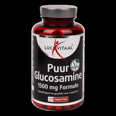 Lucovitaal Glucosamine Puur, 1500mg (120 Tabletten)