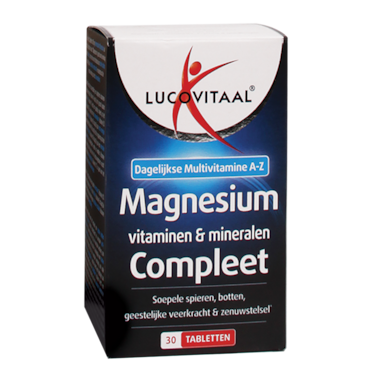 Lucovitaal Magnesium Compleet (30 Tabletten)