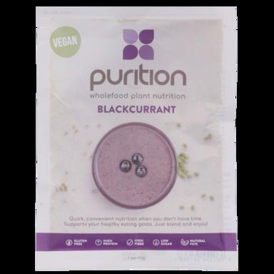Purition Vegan Plant Proteine Zwarte Bes (40gr)