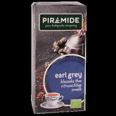 Piramide Earl Grey Bio (20 Theezakjes)
