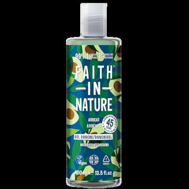 Faith in Nature Avocado Body Wash (400ml)