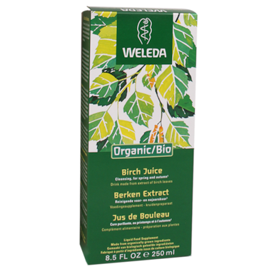 Weleda Berken Extract Bio (250ml)